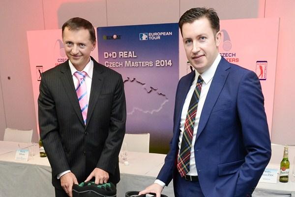 ( Al via la 1 giornata del Real Czech Master, prova del PGA European Tour / Sky Sports 2 ore 15.00).