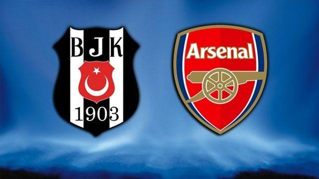 ( Scontro per l'accesso ai gironi di Champions tra i Turchi del Besiktas e gli Inglesi dell'Arsenal/ Sky Sport1 ore 20.30)