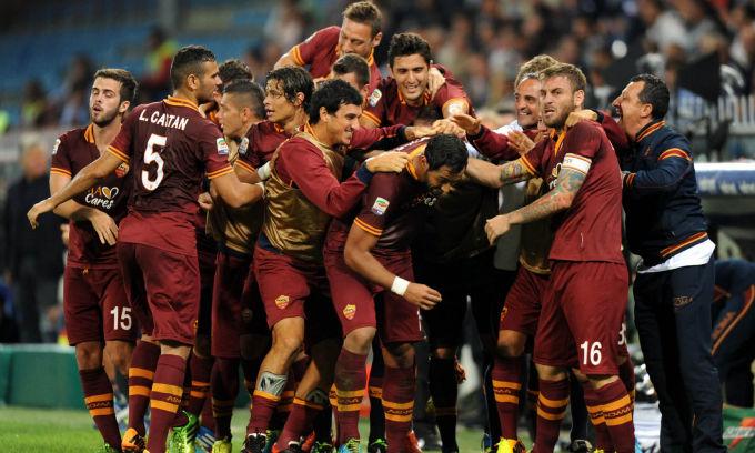 """Roma protagonista con lo speciale dedicato alle reti gialloross della scorsa stagione """" Roma un anno di gol / Supercalcio ore 20,00"""