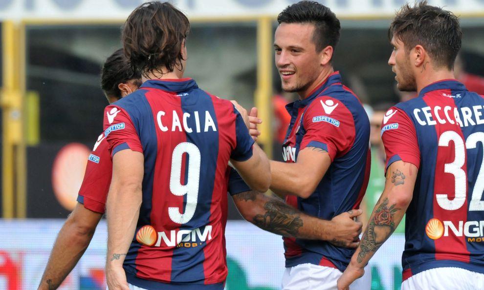 ( Il nuovo Bologna di Tacopina a caccia del primato solitario nel match casalingo con un'altra capolista, quale il Trapani/ Sky Sport 1 e Supercalcio ore 20.45).