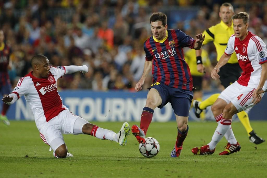 ( Messi protagonista della sfida della scorsa stagione con una tripletta ai Lancieri/ Sky Sport 3 ore 20.45).