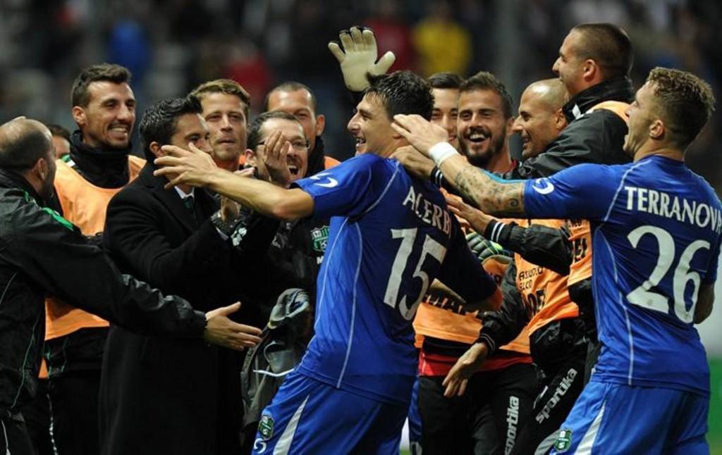 ( Dopo la trasferta vittoriosa di Parma, Sassuolo chiamato alla conferma casalinga contro l'Empoli / Sky Sport 1, ore 20.30).