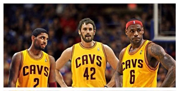 ( Per LeBron James lasciato un trio magico, eccone un altro).