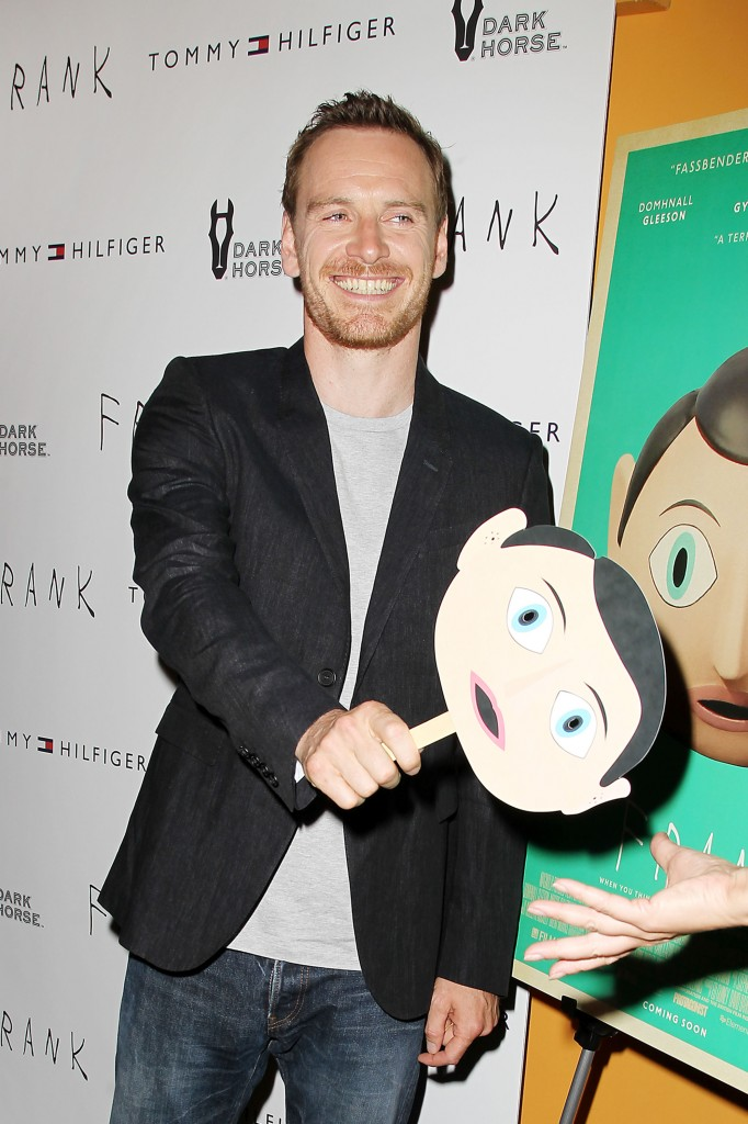 """Tommy Hilfiger and Dark Horse Wine Present the New York Premiere of Magnolia Pictures' """"FRANK"""""""