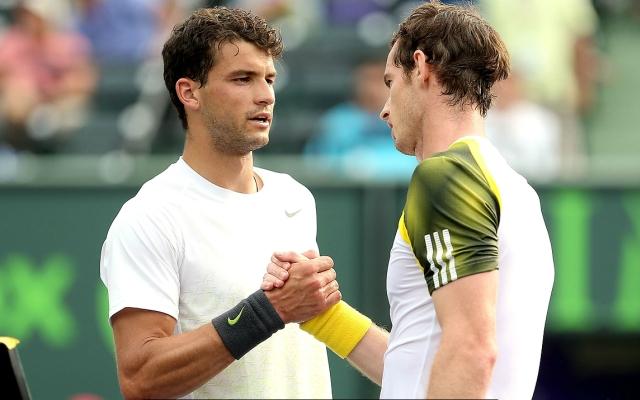 ( Nel quadro degli ottavi a Parigi-Bercy spicca la sfida tra Murray e Dimitrov / Sky Sport 2 e 3 dalle ore 11.30).