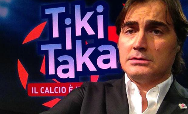 ( Pardo, padrone di casa nel contenitore di analisi calcistica di casa Mediaset/ Italia 1 ore 23.20).