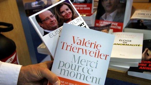 ( tra i titoli più attesi quello di Valérie Trierweiler, con l'ex compagna del premier francese che promette rivelazioni scottanti. In uscita il 30 Ottobre).
