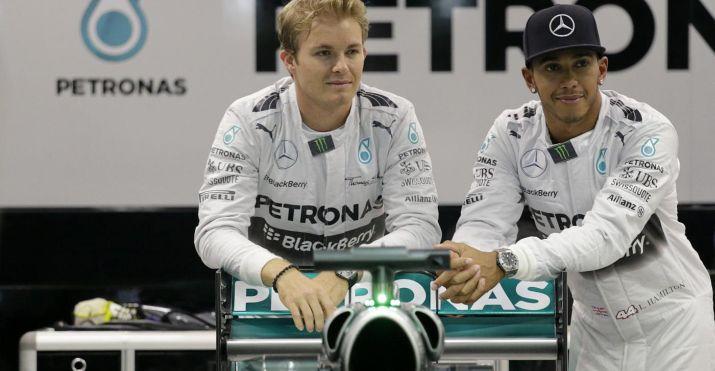 ( Lotta in famiglia, in casa Mercedes, ad Austin per la pole / Sky Sport F1 ore 17.30).