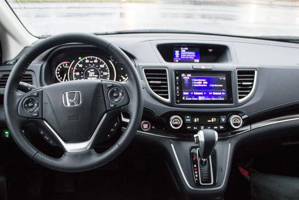 Difference Between Honda Crv Ex And Honda Crv Ex L 2015 | Autos Post