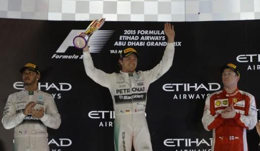 F1 Gp di Abu Dhabi:  solito dominio Mercedes, Raikkonen precede Vettel