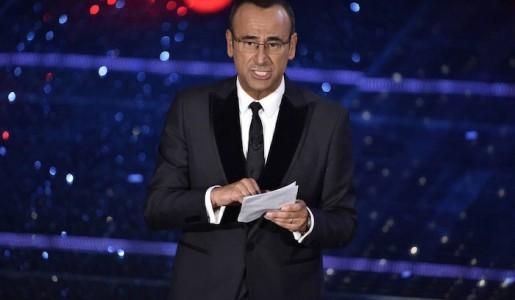 Ha preso il via il Festival di Sanremo, tra nastri arcobaleno e ospiti del calibro di Elton John