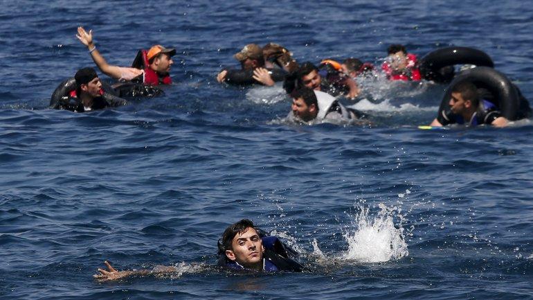 Migranti-mar-Egeo