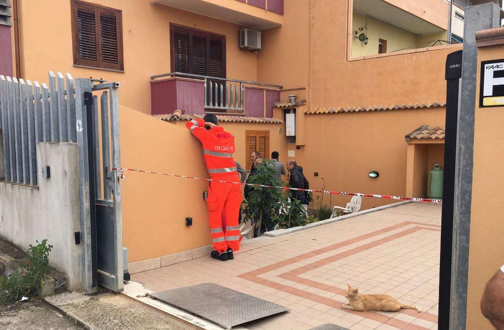Cagliari, arrestato il figlio dei coniugi uccisi