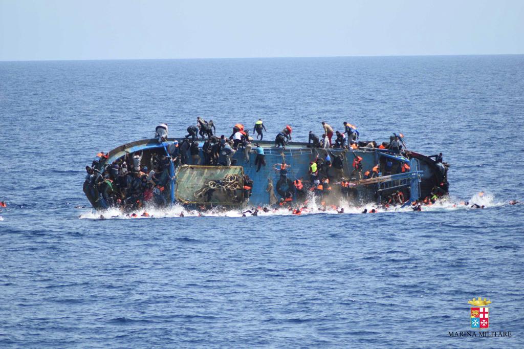 ancora-stragi-sulla-rotta-dei-migranti-ieri-soccorsi-in-mare-in-quattromila
