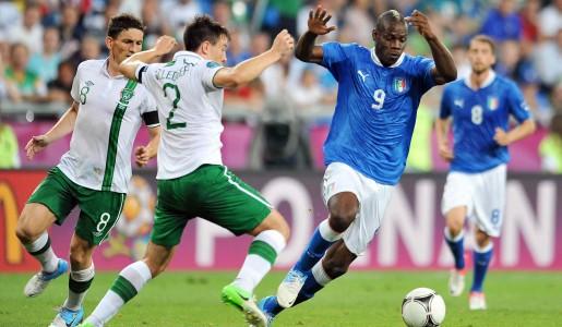 Euro2016: Italia battuta dell'Irlanda che passa il turno