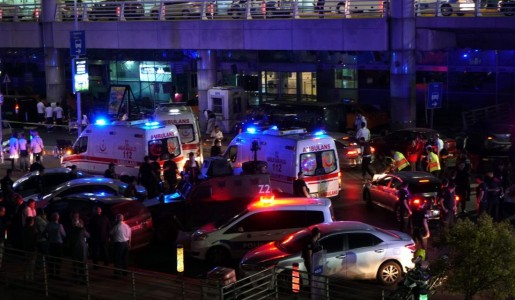 Turchia: 36 morti ad Istanbul in un attacco terroristico