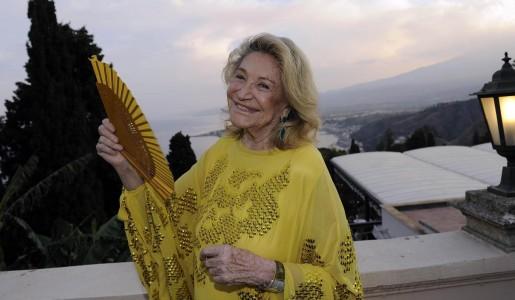 Il mondo della moda in lutto per la scomparsa di Marta Marzotto