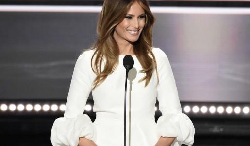 Melania Trump, nuova bufera: dubbi sulla laurea in architettura della moglie di Donald