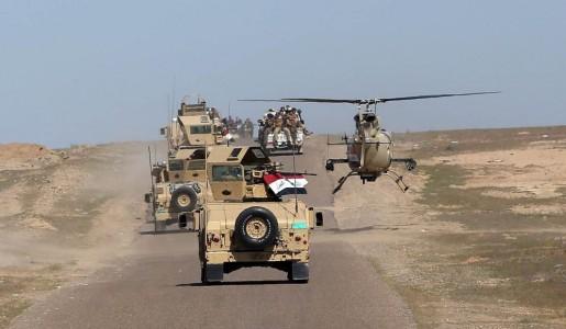 Mosul, resa dei conti: al via offensiva contro l'ISIS