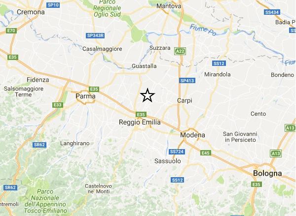 emilia-romagna-registrato-un-sisma-di-magnitudo-3-7-la-protezione-civile-invita-alla-calma