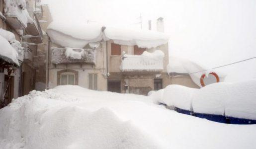 Abruzzo: è emergenza a causa del maltempo, esonda il fiume Pescara