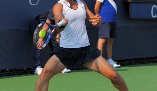 La tennista azzurra Errani si ritira nel corso degli Australian Open