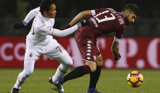Rimonta del Milan in casa del Torino: finisce 2-2 il posticipo di Serie A