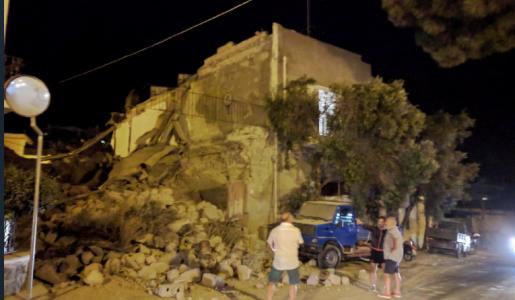 Violenta scossa di terremoto a Ischia: il bilancio provvisorio parla di due morti e 40 feriti