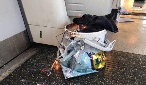 Londra, esplosione nella metropolitana