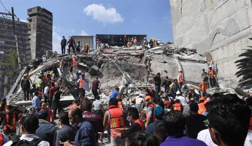 Messico, nuovo terremoto di magnitudo 7.1: si teme un bilancio di oltre mille vittime