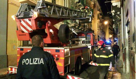 Taranto, drammatico incidente la scorsa notte: un solaio crolla e ferisce quattro persone