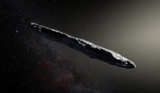 Oumuamua è una sonda aliena: l'ipotesi choc di Harvard
