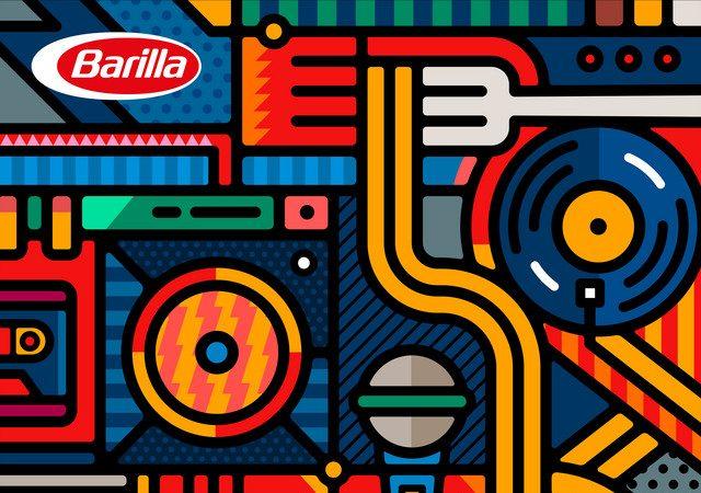 Le plsylist-timer di Barilla spopolano sul portale di musica Spotify